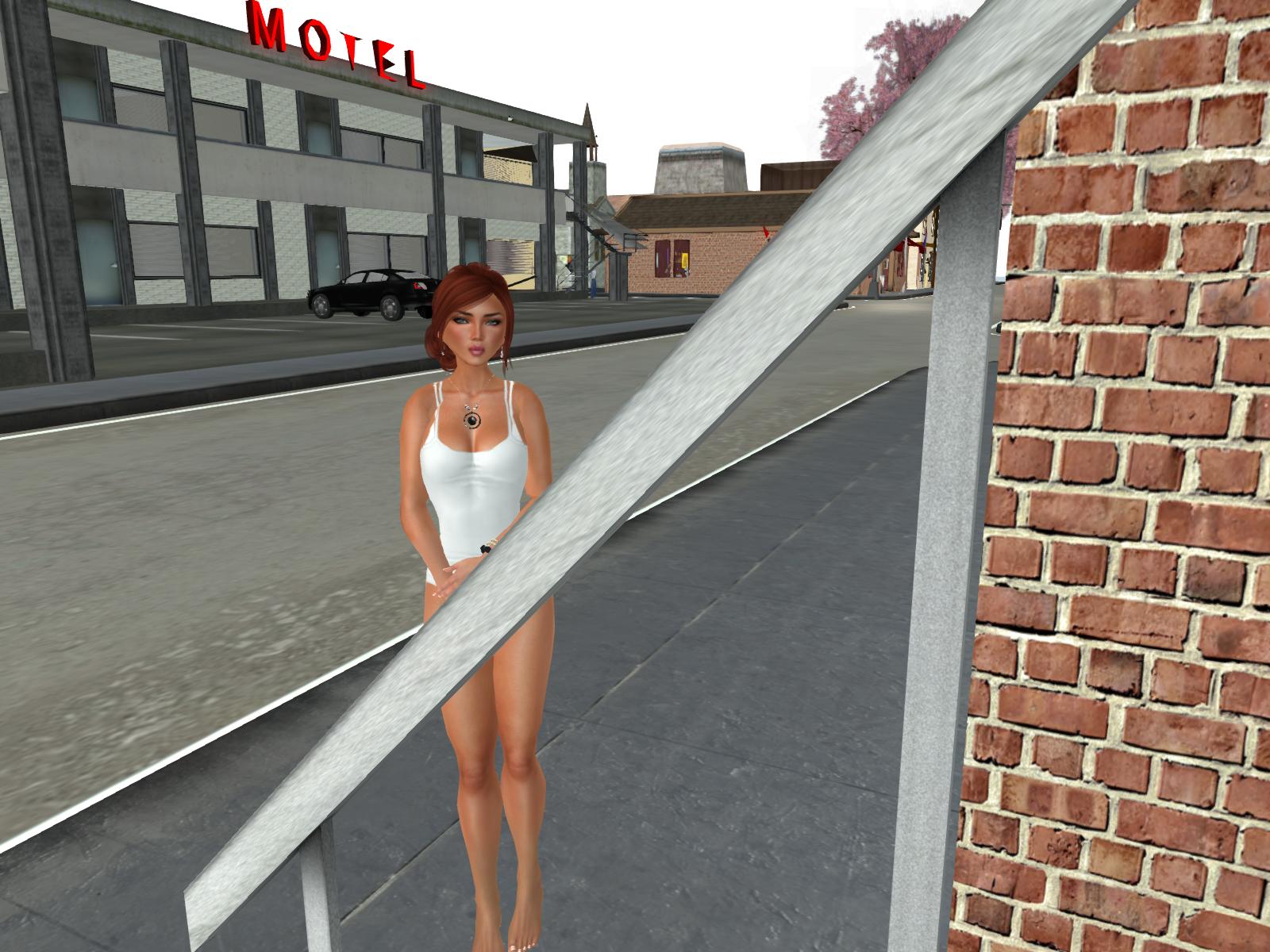Nude In Public Dares 96