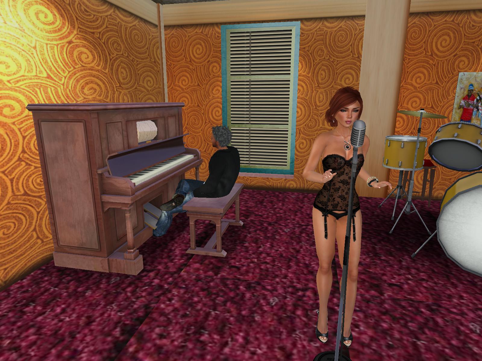 NIP Dare #9: The striptease of the cuban singer