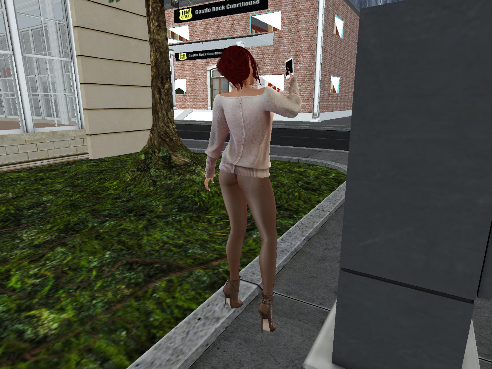 Bottomless dare nude — photo 12