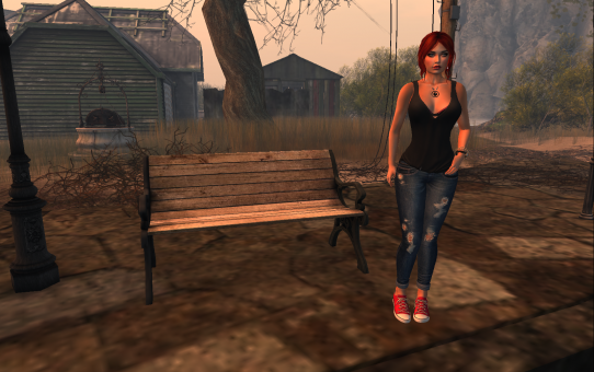 Writing about Second Life