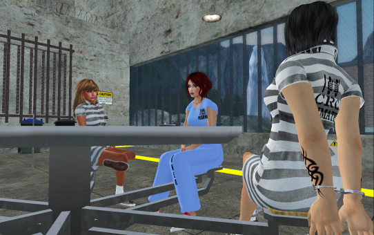 Jailed! – Chapter 2: Waiting for the trial