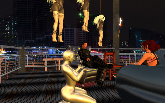 Snuff fantasy in SecondLife: one step too far?