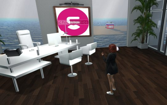 I tested for you: Being a paid fashion model in Second Life